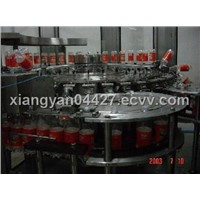 Carbonated Juice Filling Machine