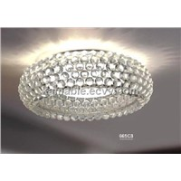 Glass Ceiling Lamp (665C3)