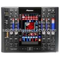 Channel Audio and Video Mixer (SVM - 1000 - 4)