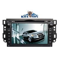 Chevrolet Epica/Lova Car DVD GPS Player with 7-Inch Touch Screen/Cabnus/BT/GPS