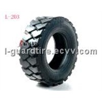 China L-203 Skidsteer Loader Tyre 10-16.5 12-16.5