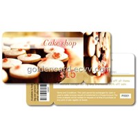 Combo Card with One Key Tag
