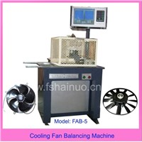 Condenser Fan Balancing Machine