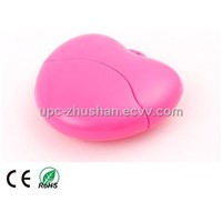 Cosmetic Boxes Heart Shaped Gift USB