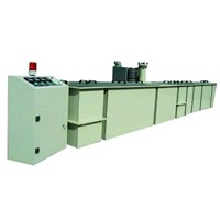 Cutting Dies Surface Treatment Line