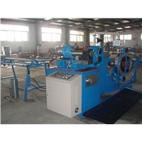 Roller Shear Spiral Duct Machine