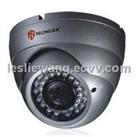 Dome camera IR waterproof lens 3-9mm
