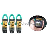 Dual Display Digital Clamp Meter (MT250)