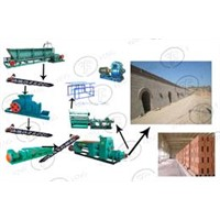 Energy saving!!clay brick production line
