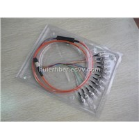 FC MPO fiber optic patch cord
