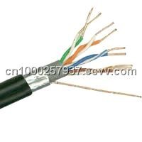 FTP CAT5E OUTDOOR LAN CABLE