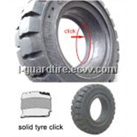 Forklift Solid Tyre (5.00-8.8.25-15, 250-15, 900-16, 300-15, 10.00-20, 11.00-20, 12.00-20)
