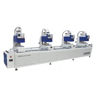Four-Head Seamless Welding Machine (Double Side)