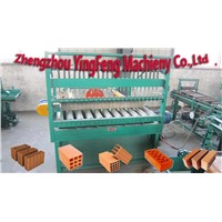 Full automatic clay brick cutting machine