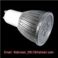GU10 3x2W LED spotlight / GU10 LED spotlight