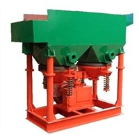 Gold/Silver/Copper/Iron/Hemitate/Chrome Ore Beneficiation (Saw-Tooth Wave Jigger)