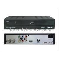 HD ISDB-T Receiver T-1101