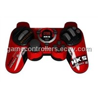 HKS Racing Game Controller for PS3