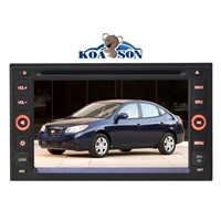 Hyundai Car DVD Player with 6.2-Inch Touch Screen