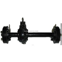High Quality Tricycle Rear Axle