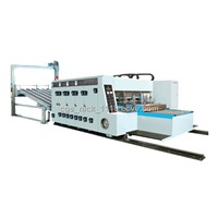High-Speed Corrugated Paperboard Flexo Printer