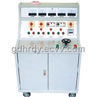 High-Voltage Power &  Low-Voltage Switchgear Test Bed