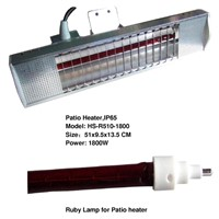 IP65 Patio Heater