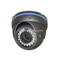IR Dome Camera with Varifocal Lens