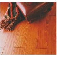 Indoor Real Solid Wood Flooring