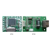 Internet to Mcu Interface Converter