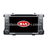KIA soul CAR DVD GPS NAVIGATION RADIO BLUETOOTH