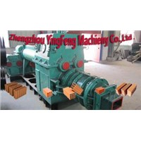 Low power consumption!!Automatic hollow brick vacuum extruder