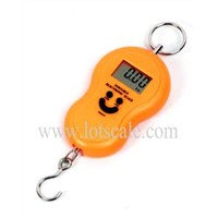 Luggage Scale (LOT-orange)