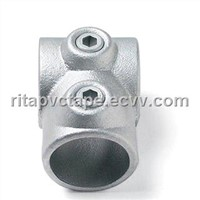 Malleable Iron Pipe Clamps - Short Tee 101