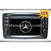Mercedes-Benz Viano/CLK--C209 Car DVD GPS with Radio Bluetooth Touch Screen