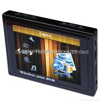 2.4GHz Wireless Mini DVR With 3.5 Inch Screen