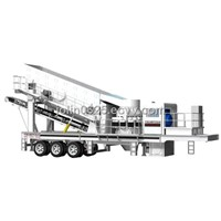 Mobile Cone Crusher Crushing Plant