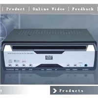 Moisture-Proof DVD Player