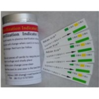 Muti-variable form sterilization indicator card