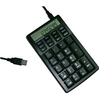Numeric Keyboards/Keypads with 12 Digital Display