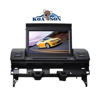 Koason Old Mazda6 Car DVD Player with 7-Inch Touch Screen/canbus/Bluetooth/GPS/Dual-zone