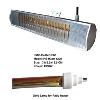 Outdoor Electric Patio Heater, IP65