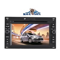 PEUGEOT 307 Car DVD GPS Player with 7-Inch Touch Screen/RDS/BT/GPS