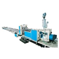 PE/PP Plastic Sheet/Board Extrusion Production Line