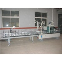 PUR Hot melt profile wrapping machine