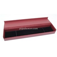 PVC box for bracelet and necklace