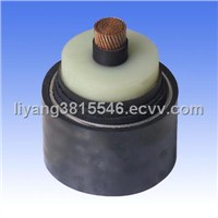 PVC Insulated, Steel Belt Armored and PVC Sheathed Power Cable