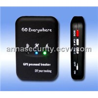 Personal and Vehicle GPS Tracker