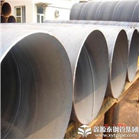 Pile dring SSAW steel pipe