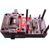 Plastic mold, injection mold, precision mould